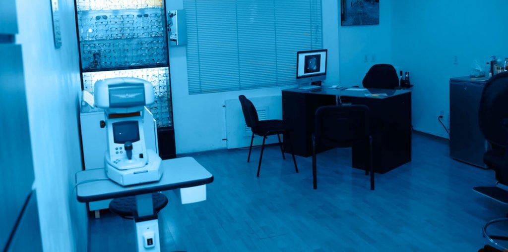 Oficina oftalmológica y cirujano de ojos en aguascalientes