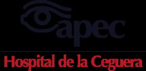 APEC hospital de la ceguera logo