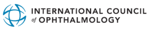 International Council of Ophtalmology (ICO) logo