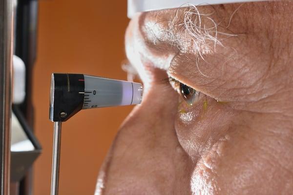 Glaucoma test de presión del ojo en Aguascalientes
