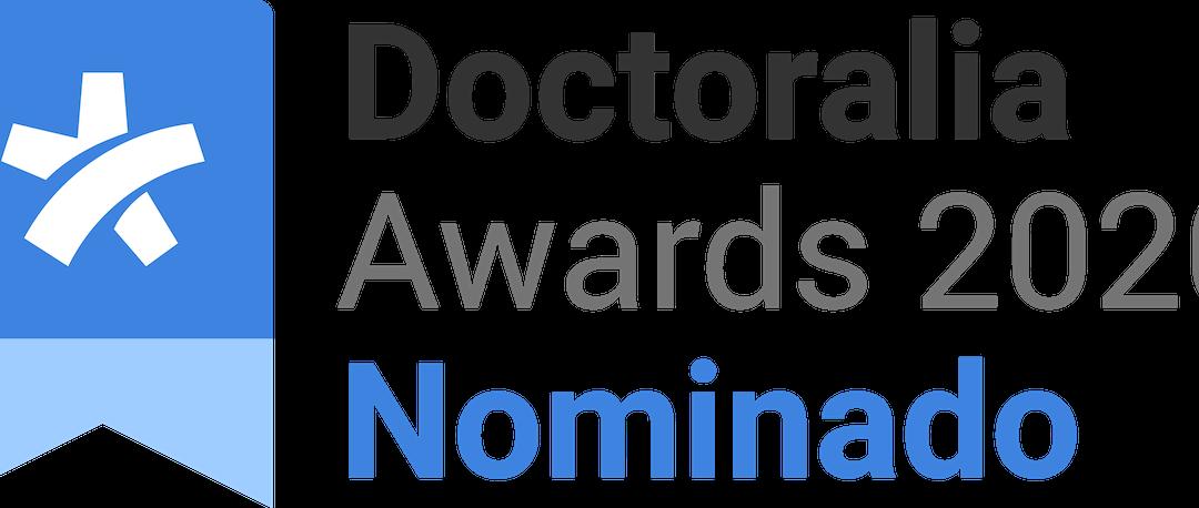 Nominación a los Doctoralia Awards 2020