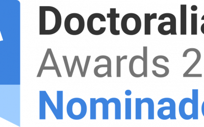 Nominación a los Doctoralia Awards 2020