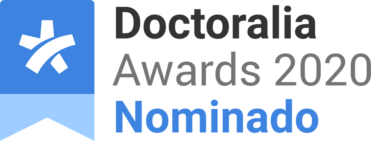 Doctoralia Awards 2020 Nominado